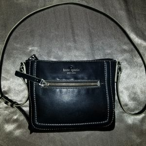 Kate Spade Cross-body Satchel Style Bag